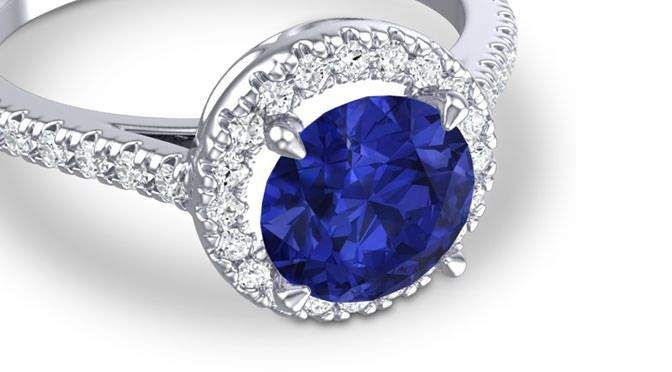 Why Many Brides Choose Custom Sapphire Engagement Rings