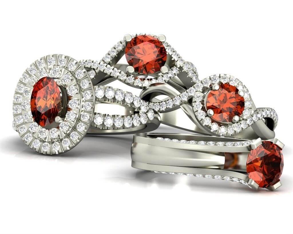 AZEERA Rings