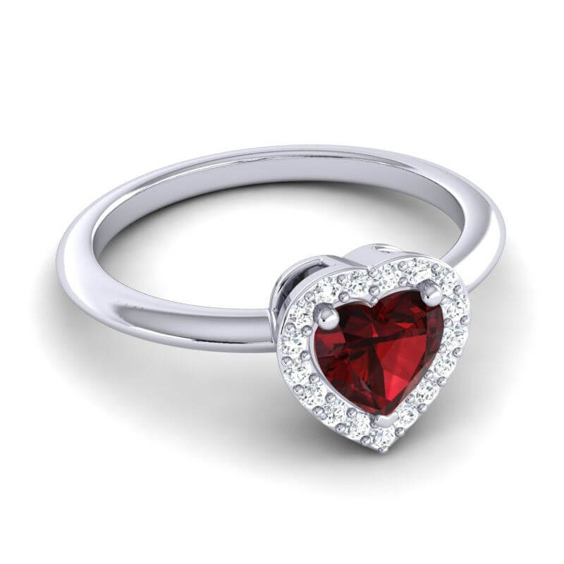 Garnet_Diamond_ring