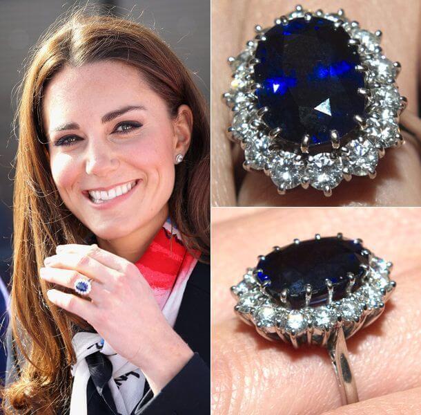 Kate gesmtone ring