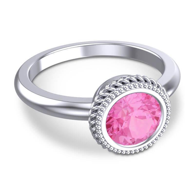 PinkTourmaline ring