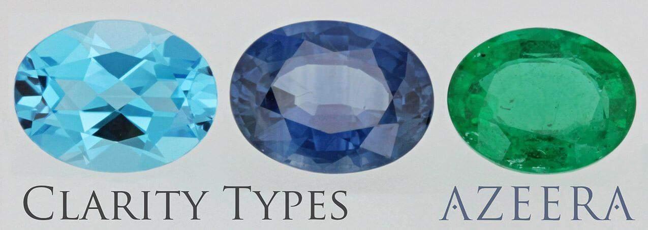 clarity types