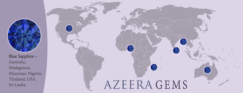 map sapphire