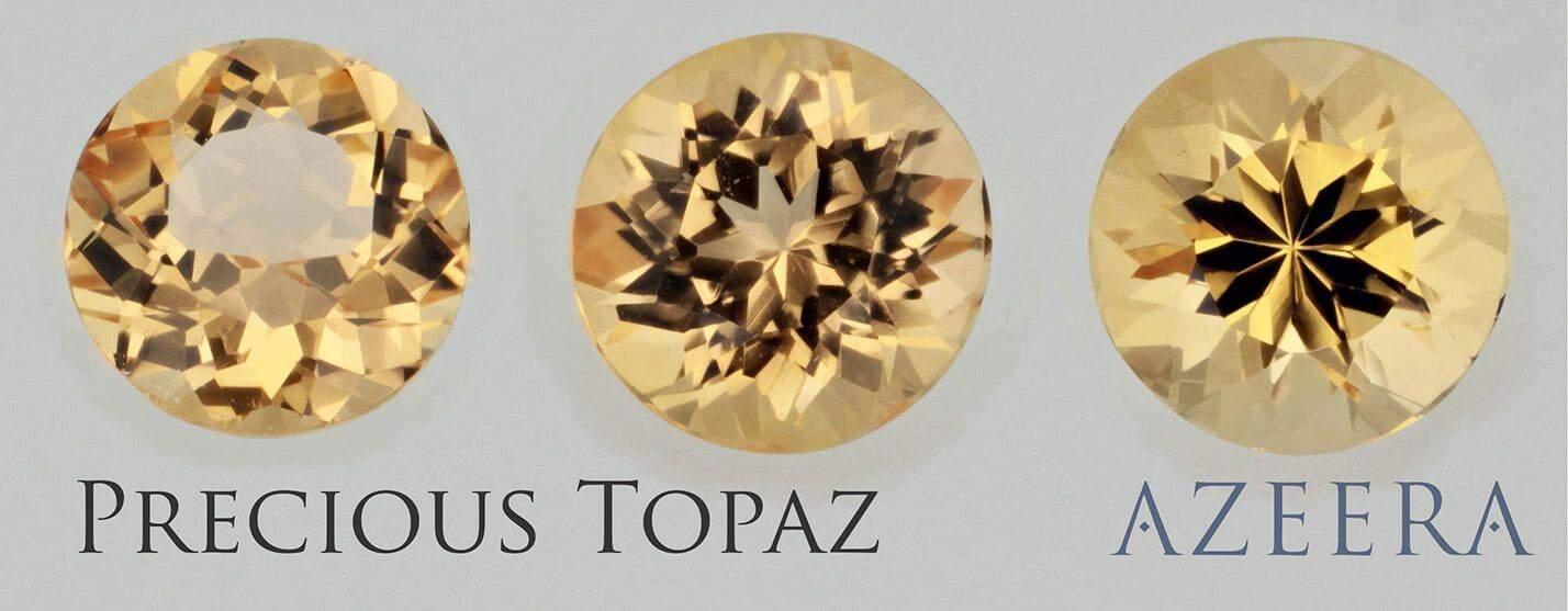 precious topaz cut