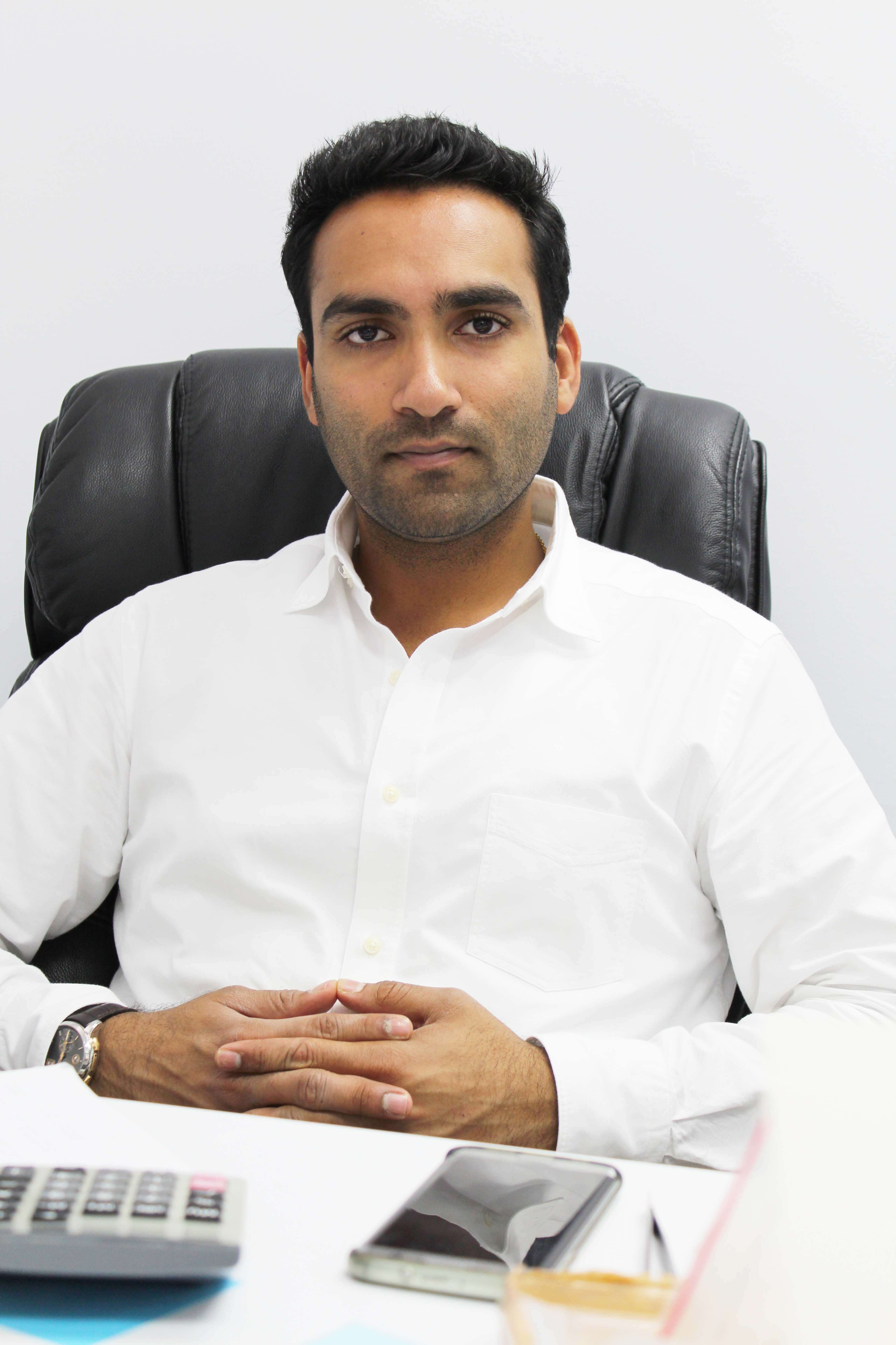 Puneet Agrawal, CEO/Co-Founder