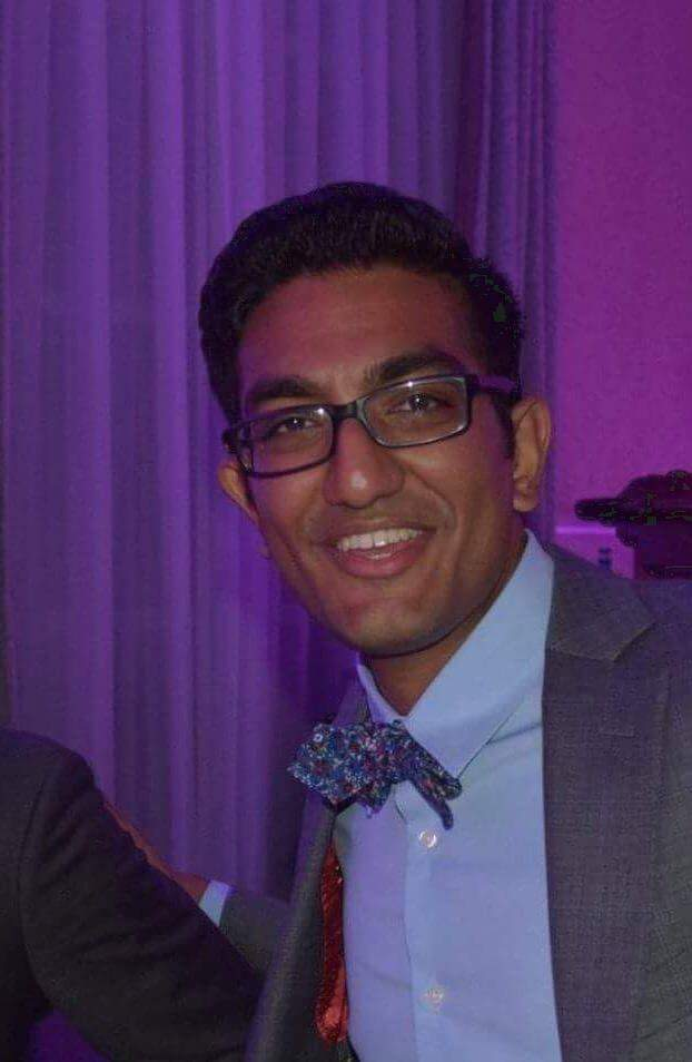 Rohan Agrawal, President/Co-Founder