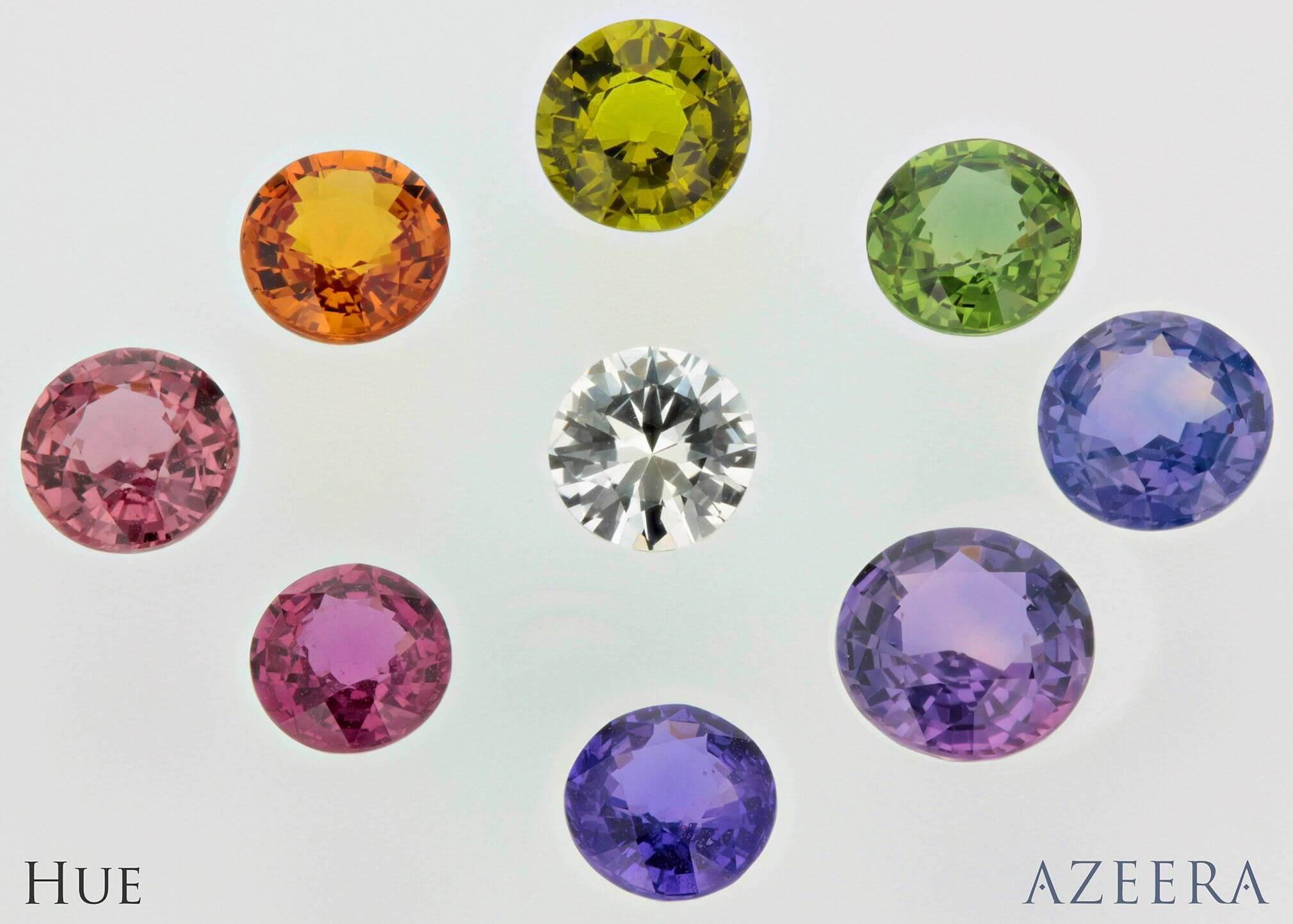 sapphires-colors