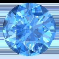 Swiss Blue Topaz Icon