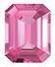 pink-tourmaline shape